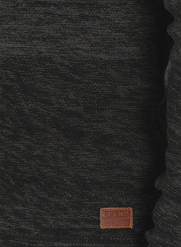 nbsp; En Maille Black 70155 Blend Homme Bogotá Pull IxgH4P