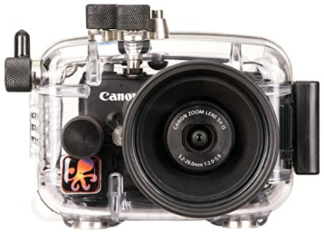 Ikelite 6242.10 Carcasa submarina para cámara: Amazon.es: Electrónica
