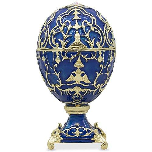 1912 Tsarevich Russian Faberge Egg 4.5