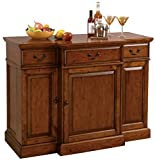 Cheap Howard Miller 695-084 Shiraz Wine & Bar Console