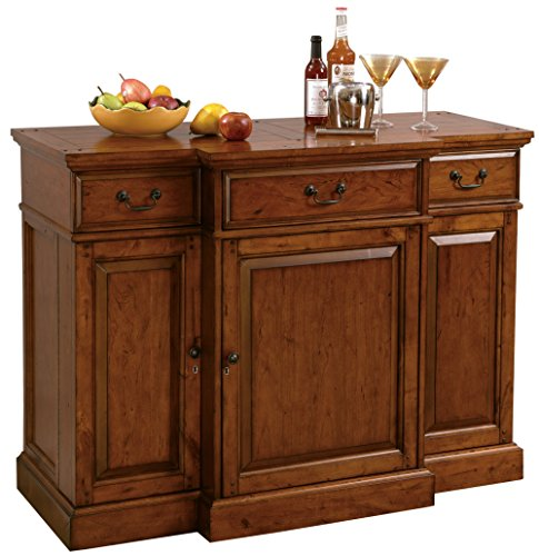 - Howard Miller 695-084 Shiraz Wine & Bar Console