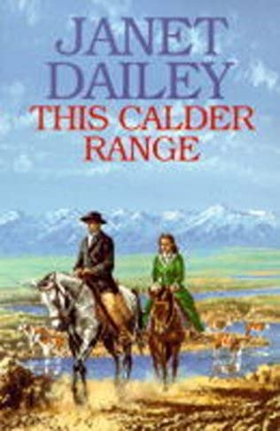 book cover of This Calder Range