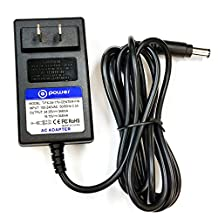 T-Power ( TM )((6.6 ft long cord)) Ac Dc adapter for 24V Dyson Exclusive DC30 DC31 DC30 DC34 DC35 DC44 DC45 DC56 DC57 Animalpro / DC45 Up Top / DC45 P/N : 917530-01 917530-02 917530-11 / 17530-02 Animal Vacuum HANDHELD VACUUM CLEANER BATTERY Replacement switching power supply cord charger wall plug spare