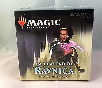 Magic Caja Lealtad de ravnica (orzhov) Pack de presentacion ...