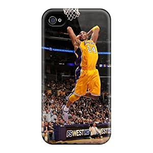 Durable Cases For The Case For Samsung Note 2 Coverplus- Eco-friendly Retail Packaging(kobe Bryant)