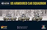 Warlord Games, M8/m20 Greyhound Scout Car Squadron - Bolt Action Wargaming