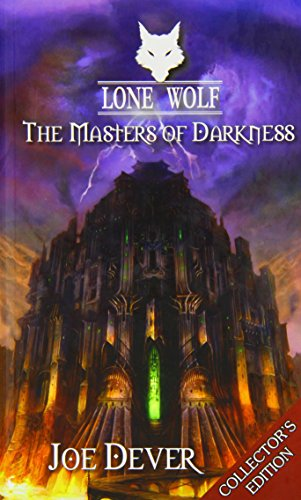 book cover of The Masters of Darkness