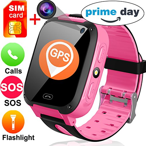 Kids Smart Watches with Free SIM Card- 1.44