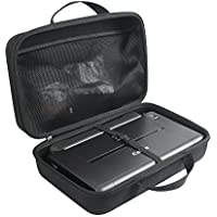 Anleo Hard Travel Case fits Canon PIXMA iP110 Wireless Mobile Printer Battery