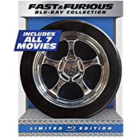 Fast & Furious: 1-7 Collection on Blu-ray