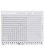 Creative Grids Stripology XL Ruler - CGRGE1XL