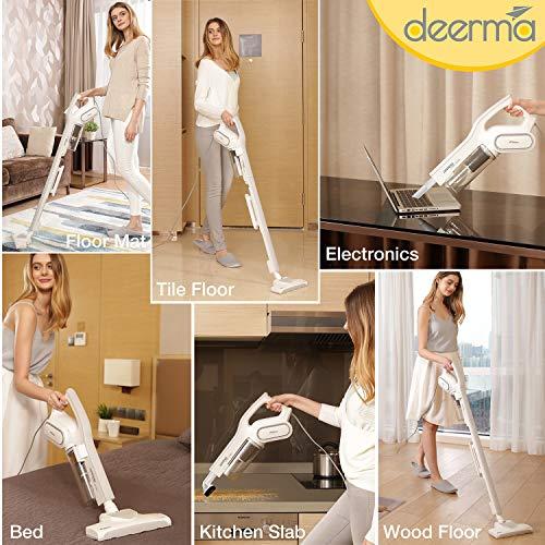 Deerma DX700 600W Handheld Vacuum Cleaner