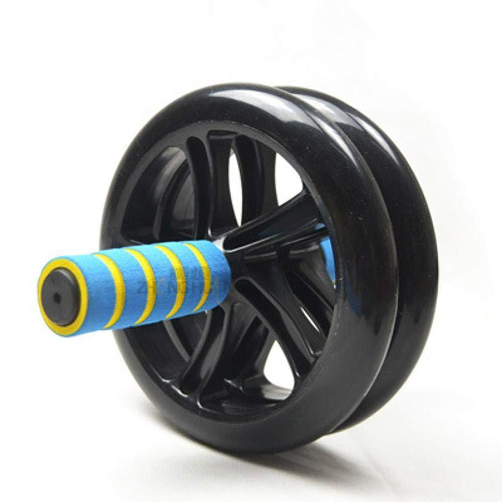 Olydmsky Wheel Bauchtrainer Gesunder Bauch Rad, Abdominal-Rad, ABS Rad, Bauch und Taille Rad