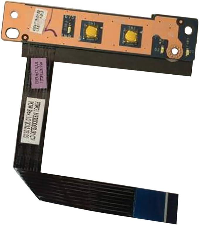 電源ボタンボード Lenovo G570シリーズ15 6インチ対応 ケーブル付き ノートパソコン部品 Gazechimp 電源ケーブル 通販 Amazon