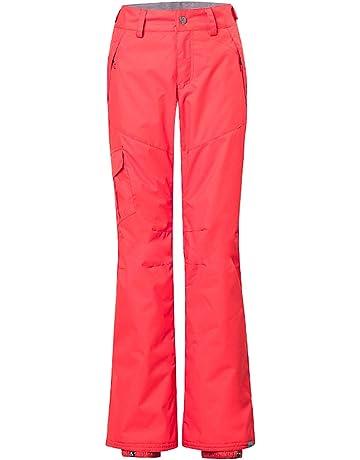 3a893f1f268 APTRO Women s High-Tech Insulated Snow Pants Windproof Waterproof  Breathable Ski Pants