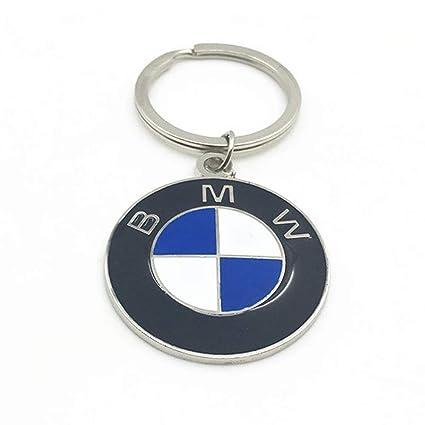 M Emblem Keyring for BMW Car Keys HERCHR Car Keychain for BMW M Series