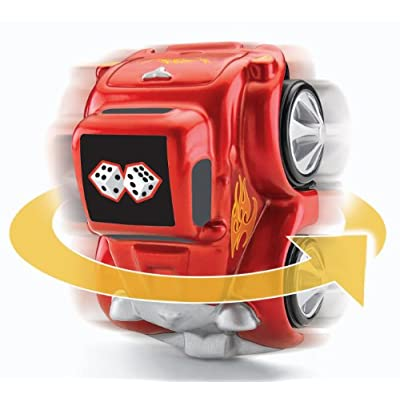 Fisher-Price Rev 'n Go Stunt Vehicle: Rev ?n Go Hot Rod: Toys & Games