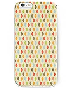 UKASE Cases[Geometric Pattern Theme] [Perfect Fit] for 5.5 inch iPhone 6 Plus with Design of Colorful Spotted Pattern