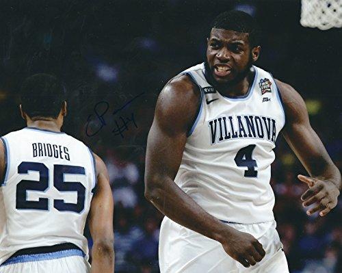 Autographed Eric Paschall Villanova University Basketball 8x10 photo