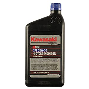 SAE 20W-50 4-CYCLE OIL