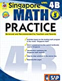 Math Practice, Grade 5 (Singapore Math)