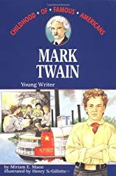By Miriam E. Mason - Mark Twain: Young Writer (Childhood of Famous Americans) (1991-05-15) [Paperback]