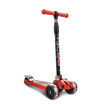 Patinete YXX Scooter Scooter Plegable para niños de 2 a 16 ...