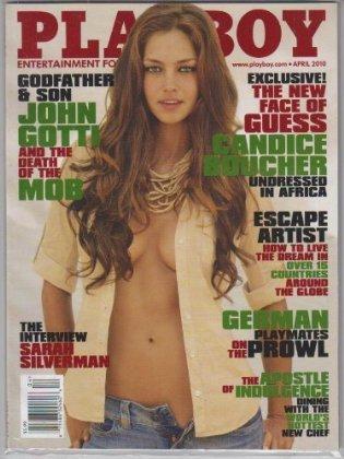 Playboy April 2010 Candice Boucher