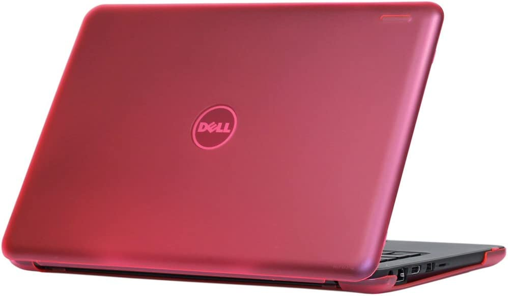 "iPearl mCover Hard Shell Case for 2017 14"" Dell Latitude 3480 Series Laptop Computers (Pink)"