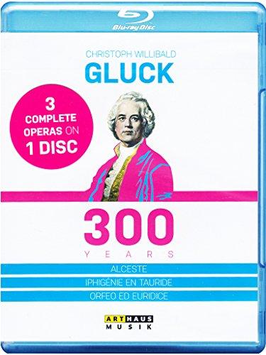 Christoph Willibald Gluck-300 Years (Blu-ray)