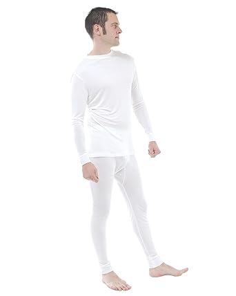 b4fa26d9191ca3 Silk thermal long john and top set at Amazon Men's Clothing store: Thermal  Underwear Bottoms