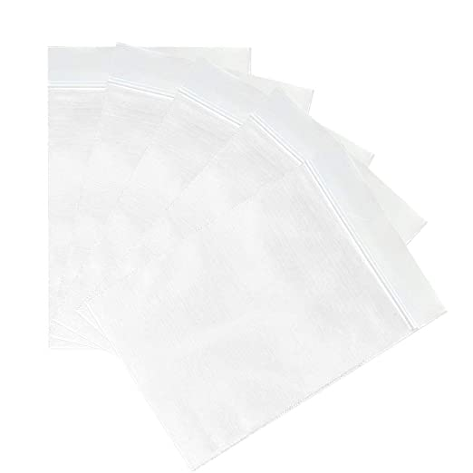 Amazon.com: 200 Pack Small Plastic Bags, 4.9x3.5 inch Clear ...