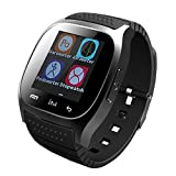 DOESIT Bluetooth Smart Watch for Android Smartphones Samsung Galaxy Note,Nexus,htc,Sony