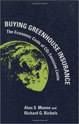 The Economic Costs of CO2 Emission Limits Buying Greenhouse Insurance