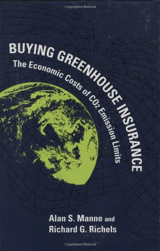 Buying Greenhouse Insurance: The Economic Costs of CO2 Emission Limits Pdf