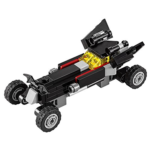 LEGO Batman Movie Batmobile Bagged