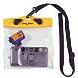 Kwik Tek Dry Pak Camera Case (Clear)