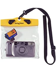 Dry Pak TPU Waterproof Floating Camera Case with Adjustable Neck Cord and Carabiner Clip
