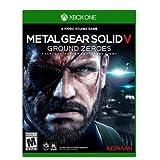 Metal Gear Solid V Ground Xone