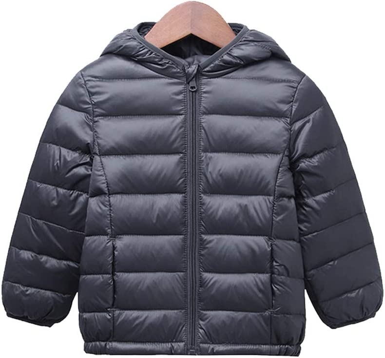 the Ski(Blue) Lefuku Boys Girls Down Jacket,Foldable Lightweight Puffer Fashion Casual Jacket Winter Coats for Kids Toddlers Warm Windproof Outwear Suitable for Outdoor Sport