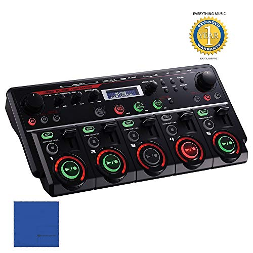 (Boss RC-505 Loop Station with 1 Year EverythingMusic Extended Warranty Free)