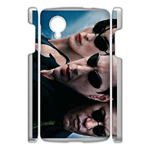 Google Nexus 5 Phone Cases White The Matrix FJo907831