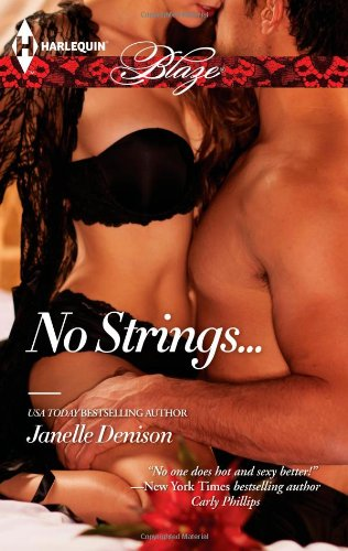 book cover of No Strings...
