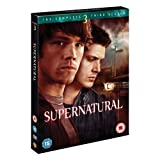 Supernatural - The Complete Third Season [DVD]by Jared Padalecki