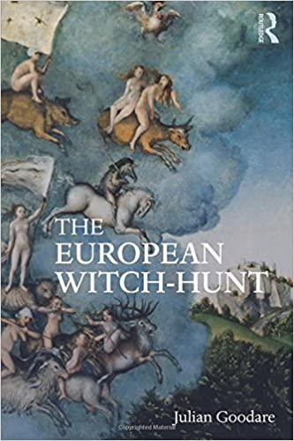 Book The European Witch-Hunt