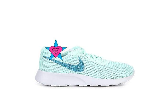 Amazon.com  Custom Crystal Sneakers for Women  9184f4fb683b