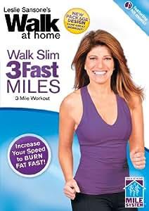 Leslie Sansone: 3 Fast Miles