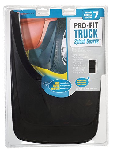 - RoadSport 6417 Pro Fit Truck/SUV/Van Splash Guard