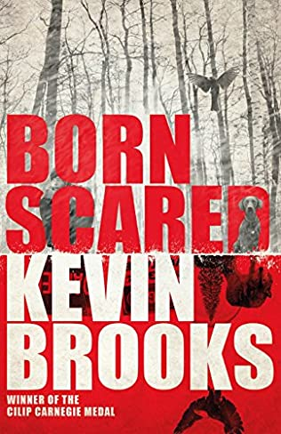 book cover of Born Scared
