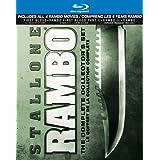 Rambo: The Complete Collector's Set / Rambo: Le coffret de la collection complète